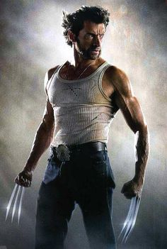 X-Men Origins: Wolverine - Promo shot of Hugh Jackman Logan Wolverine, Marvel Wolverine, Marvel Comics, Marvel Dc, Films Marvel, Marvel Characters, Marvel Heroes, Wolverine 2009, Wolverine Movie