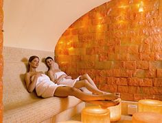 Wellnessresidenz Schalber Serfaus - Lady Spa - Solegrotte Superior Hotel, Top Hotels, Luxury Hotels, Steam Room, Wellness Spa, Hotel Spa, Lady, Therapy, Health