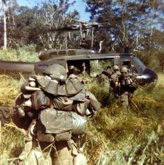 Pick up in the bush of Vietnam