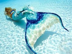 What Color Mermaid Tail do you Have? You have a blue tail and an unique heart. You are a beautiful and adventurous mermaid and you're always up for a challenge.