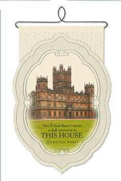 Downton Abbey This House, Cafe
