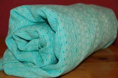 Didymos grass hemp indio. I hear it's a great toddler wrap, very supportive!
