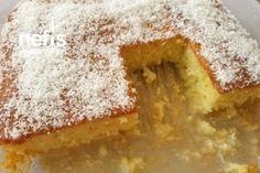 Hindistan Cevizli Şerbetli Tatlı – Nefis Yemek Tarifleri Cornbread, Pie, Ethnic Recipes, Desserts, Food, Millet Bread, Torte, Tailgate Desserts, Cake