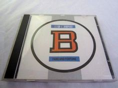 Bad Company Fame and Fortune CD 1986 Atlantic Recording #BadCompany #ClassicRock