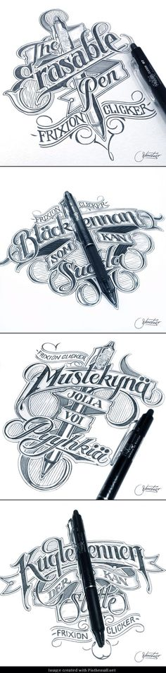 #handlettering #typography