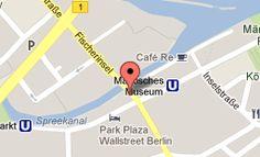 Derag Livinghotel Henriette - Neue Roßstraße 13, 10179 Berlin  Tel.: 030/24600900  Email: res.berlin@derag.de