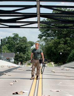 Abraham in 'The Walking Dead' Season 6 Episode 6 Always Accountable