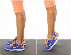 Do These 9 Exercises to Strengthen Weak Knees is part of health-fitness - Problem knees These exercises to strengthen your knees will target the surrounding muscle groups and they'll help you feel stronger, fast! Fitness Workouts, Fitness Motivation, Fitness Hacks, Easy Fitness, Butt Workouts, Fat Workout, Gym Fitness, Ankle Strengthening Exercises, Calf Exercises