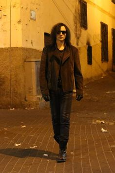 as Adam in Only Lovers Left Alive