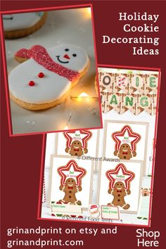 Do you need some Cookie Exchange party ideas? At Grinandprint on Etsy we have everything printable and waiting for your next Holiday Cookie Swap. A Christmas Cookie Exchange Party would be fun for the whole Family and why not decorate with Tags, Ballots, Banners and more. #cookieexchange #cookieexchangeparty #partyideas #christmas #familyactivities #cookies Christmas Activities For Kids, Christmas Party Games, Christmas Holidays, Cookie Exchange Party, Christmas Cookie Exchange, Christmas Tags Printable, Printable Tags, Printable Invitations, Fun Cookies
