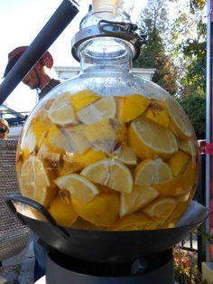 Lemon-distill