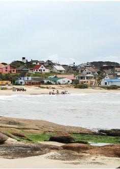 Punta de Diablo. Departamento de Rocha. Uruguay.