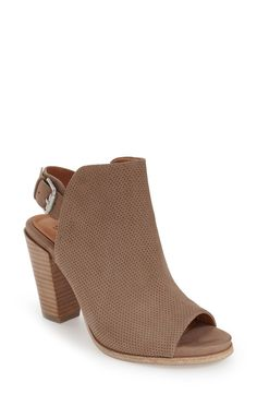 Gentle Souls 'Shiloh' Block Heel Slingback Sandal (Women) available at #Nordstrom