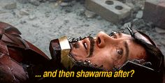 shawarma!!