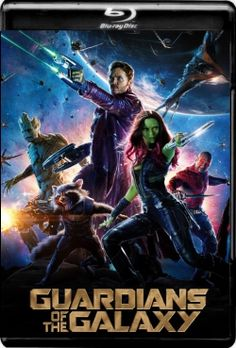 Guardians of the Galaxy (2014) 1080p English Movies Download Kickass
