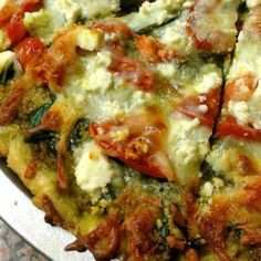 Fresh Pesto Pizza - Allrecipes.com