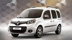 Renault Kangoo - version Limited - Vue extérieure