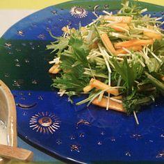 簡単どすぇ - 64件のもぐもぐ - 本日の人体実験スタジアムは柿水菜サラダで…よりによって芋発酵ジュースを摂取する暴挙を敢行いたしましたわ(-_-;) by nyapseudonym