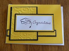 yellow graduation
