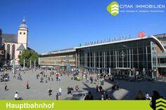 Köln-Altstadt-Nord-Hauptbahnhof