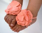 Baby barefoot sandals- baby sandals