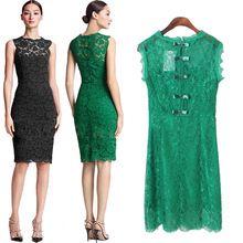 Vestidos casuais Mulheres vestido apertado moda feminina roupa nova 2014 Mulheres vestidos tropical vestido de renda laser roupas de verão(China (Mainland))