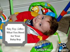 Baby Boys Clothes: What You Need for Your Baby Boy
