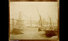 Fox Talbot photograph of Brunel's Hungerford bridge to go on display