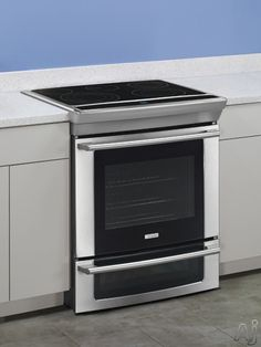 how to clean electrolux oven