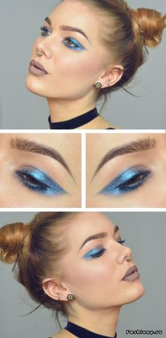 The new makeup ideas from Linda Hallberg