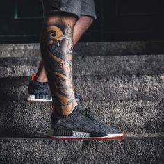 adidas NMD F&F Firestarter #limitedasfuck #sneaker #nmd #needtohavethisone #onfeet