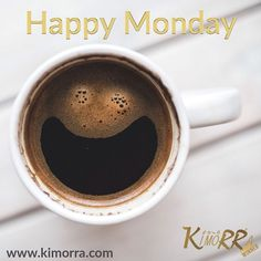 Happy Monday! Who's easing themselves into the week gently with a lovely cup of coffee? Have a great week everyone!  kimorra.com  #Cheshire #Congleton #Monday #Mondaymotivation #design #veneers #coffee #poweredbycoffee #caffeine #mug #coffeecup #smile #happy