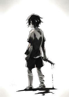 Angels of death-Zack Angel Of Death, Manga Anime, Anime Art, Rpg Horror Games, Satsuriku No Tenshi, Anna Karenina, Hot Anime Guys, Dark Anime, Anime Kawaii