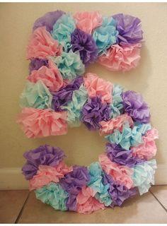Wedding Decoration Pom Poms 20 25 30cm Tissue Paper Artificial Flower - Wedding Look