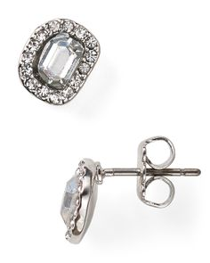 Rebecca Minkoff Mirror Stud Earrings | Bloomingdale's