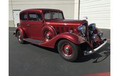 1933 Buick Sedan For Sale at Hotrodhotline.com