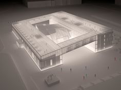 FROM SCHOOL TO MUSEUM | GALANOV ARCHITECTS | Archinect