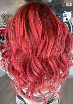 Latest Peach Balayage Hair Colors to Follow in Current Year