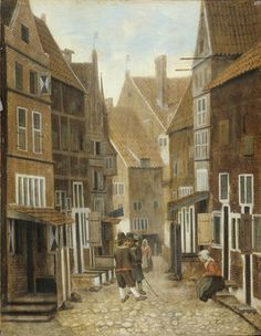 <strong>Figure 1</strong> Jacobus Vrel, <em>City View</em>, ca. 1654-62
