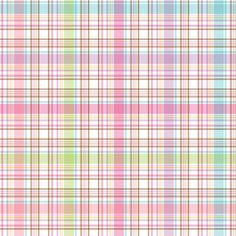 Recollections™ Pink Plaid Open Stock Paper