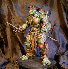 TMNT (teenage mutant ninja turtles) - Page 274