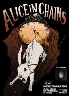 Alice in Chains by Mr. White