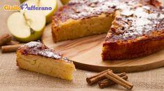 Torta rustica di mele - Rustic Apple Cake- Giallo Zafferano Watch the video for English