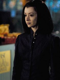 Willow Rosenberg as Dark Willow