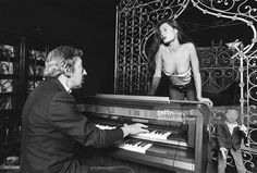 News Photo : Serge Gainsbourg And Bamboo. Serge Gainsbourg, Gainsbourg Birkin, Charlotte Gainsbourg, Paris 14, Shoulder Tattoos For Women, Helmut Newton, Annie Leibovitz, Provocateur, Studio 54