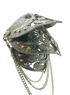 Épaulettes en cuir - Laser Armor - épaulette épaule - épaule énervé gravé cuir Armor - Cosplay - Burning Man - GN | Etsy