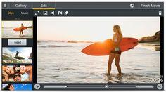 Movie Edit Touch: Para editar videos en tu teléfono o tablet Android