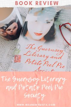 The Guernsey Literary and Potatoe Peel Pie Society gives nothing away in the unusually long title except perhaps the hint of humor (and this you get in bucketfuls). Potato Peel Pie Society, The Guernsey Literary, Fallen Book, Peeling Potatoes, Book Review, Thoughts, Humor, Books, Libros