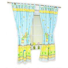 Kinderzimmer Vorhänge Schlaufen Baby Gardinen Vorhang Schlaufenschal 155 x 95cm DESIGN 22 ei-on http://www.amazon.de/dp/B00NU36K44/ref=cm_sw_r_pi_dp_wFhDub01JCJF0