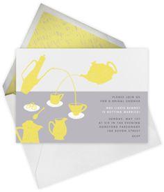 Paperless Post - Tea Time